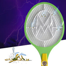 Portable Electric Mosquito Swatter Fly Bugs Insects Mosquito Zapper Bug Killer