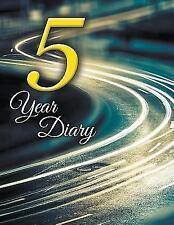 5 Year Diary by Speedy Publishing LLC (2015, Paperback)