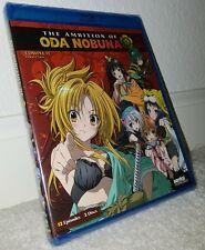 The Ambition of Oda Nobuna: Complete Collection [Blu-ray] *NEW*