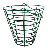 Metal Golf Ball Basket Container Bucket Practicing 100 Balls Holder Container