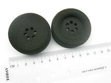 2 almohadilla 53 mm ZB para AKG faltkopfhörer auriculares