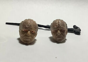 Star Wars Black Series 6 Inch Fodder Lot 2 Emperor heads and cane
