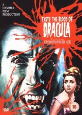 HAMMER HORROR DVD – TASTE The BLOOD Of DRACULA – CHRISTOPHER LEE