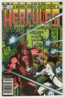 Hercules #2 (1982, Marvel) Prince of Power [Edition Choice] Newsstand or Direct