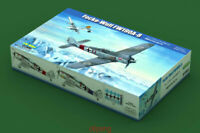 Hobbyboss 1/18 81803 Focke-Wulf FW190A-8 Model Kit Military Aircraft Assembly AA