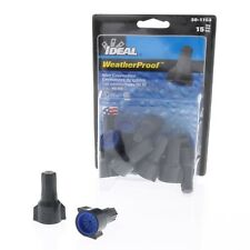Ideal Industries Inc, 30-1163 WeatherProof Model 63 Connector, (Pack of 15 pcs)