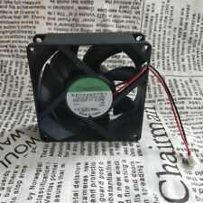 SUNON 80*80*25MM KD1208PTS1 DC 12V 2.6W 2Pin Cooling Fan
