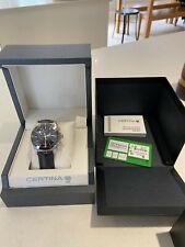 Certina C0144171605100 DS First Ceramic Chronograph Watch £695.00 NEW Christmas