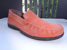 HELVESKO Damen Schuhe Ballerinas Wildleder Orange Swiss Made Gr.37 f.Neuw