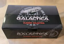 Eaglemoss Battlestar Galactica Classic (Tos) Ship with Collector Magazine #7 New