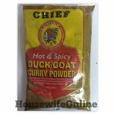 Chief Hot & Spicy Duck/Goat Curry Powder 230g