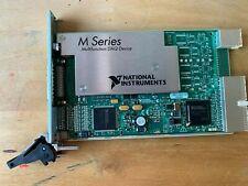 National Instruments NI PXI-6250 PXI Multifunction I/O Module