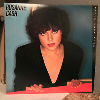 "ROSANNE CASH - Seven Year Ache (JC 36965) - 12"" Vinyl Record LP - EX"