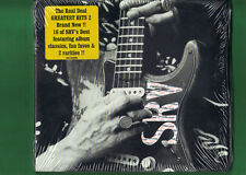 STEVIE RAY VAUGHAN - THE REAL DEAL GREATEST HITS 2 CD DIGIPACK NUOVO SIGILLATO