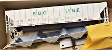 HO Scale kit Athearn/Accurate Finishing No. 1070 /Hopper - Soo 72620 NIB / 8