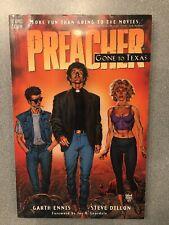 Preacher Vol. 1: Gone to Texas Tpb (Preacher Comic 1-7) Garth Ennis