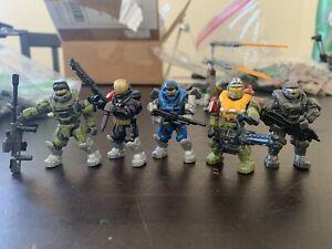 Halo Mega Construx Noble Team (NO KAT)
