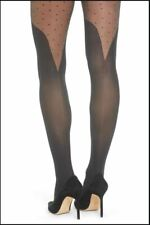 Sarah Borghi Hellen Collant Tights Black Size XL
