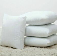 Cushion Pads Extra Deep Filled HollowFibre Inners Filler Inserts Scatter Pillows