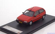 1:43 PremiumX Fiat Tipo 3-door 1995 red