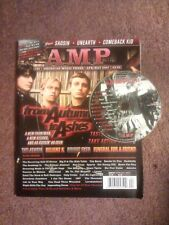 AMP #26 punk fanzine (w/ CD)- FROM AUTUMN TO ASHES*RELIENT K*ATARIS*BRIGHT EYES