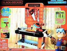 Awe Inspiring Black And Decker Workbench In Pretend Play Tool Sets For Ibusinesslaw Wood Chair Design Ideas Ibusinesslaworg