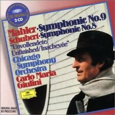 Carlo Maria Giulini - Mahler: Symphony No. 9 [New CD] UK - Import