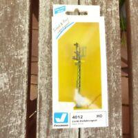 Viessmann 4012 H0 H0 Licht-Einfahrsignal neuwertig, unbenutzt in OVP