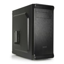 CASE PC ATX MIDDLE TOWER CON ALIMENTATORE 500W-1 SUPPORTO DA 3,5(HDD)1 DA 5,25""