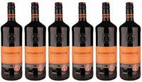 HXM Dornfelder Halbtrocken Rotwein Qualitätswein Rheinhessen 750ml 6er Pack