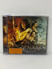 Conan the Barbarian Original Soundtrack CD by Tyler Bates New Sealed