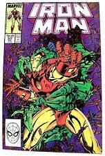 """IRON MAN"" Issue # 237 (Dec, 1988) (Marvel Comics) JACKSON GUICE art"