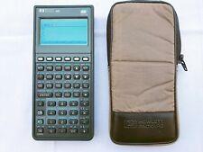 Hewlett Packard HP 48G, Calculator 32K RAM, Taschenrechner #562