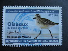 Mauritania Sc 830 2010 440 Um Caspian Tern bird used stamp, check it out!