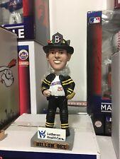 Dillon Gee Bobblehead Brooklyn Cyclones New York Mets FDNY SGA Fireman NY Twins