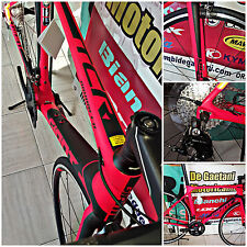 BICI DA CORSA CARBONIO GIANT TCR ADVANCED 2 Shimano 105 11v TG S
