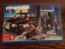 Playmobil 4059 Get Away Car with Burglar and Safe New in Box!