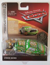 Disney Pixar Cars CHICK HICKS Scavenger Hunt Synthetic Rubber Tyres Diecast New