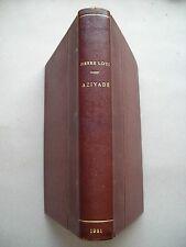 PIERRE LOTI Aziyadé Illustrations MAURICE DE LAMBERT 1931