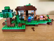 LEGO Minecraft The First Night 21115 - COMPLETE Instructions and mini figures