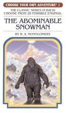The Abominable Snowman (Turtleback School & Librar