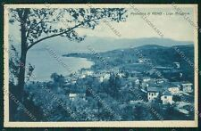 Varese Leggiuno Reno cartolina QK3518