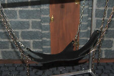 Leather sling for 1/6th scale dolls, dollbdsmgear, barbie bondage