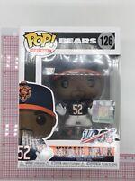 Funko Pop! Sports: NFL Khalil Mack (126) Bears BOX WEAR O05
