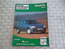 REVUE TECHNIQUE RENAULT CLIO DIESEL