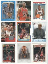 204 Different MICHAEL JORDAN Basketball cards lot w/Factory Sealed set Rookie RP