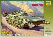 Zvezda 1/35 Soviet Infantry Fighting Vehicle BMP-2D # 3555
