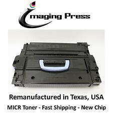 ImagingPress HP C8543X, 43X MICR Secure Toner Cartridge for check printing