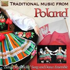Traditional Music from Poland, New Music