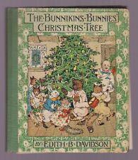 The Bunnikins-Bunnies' Christmas Tree